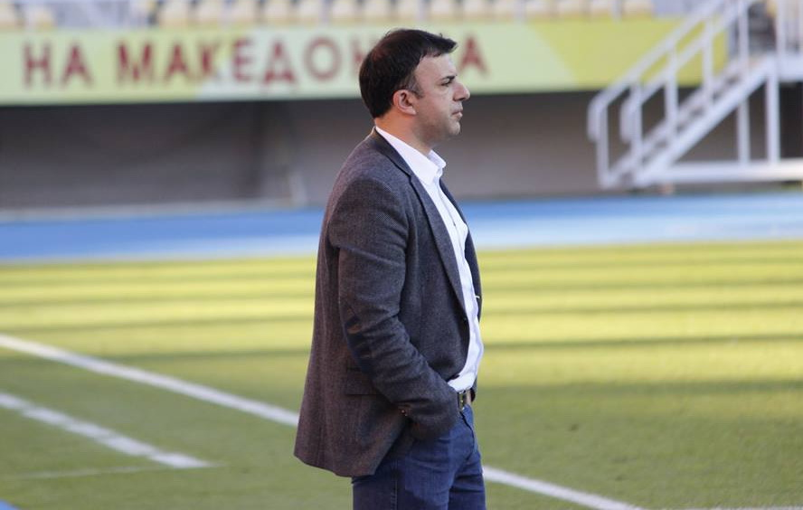Igor Angelovski; photo: fkrabotnicki.com