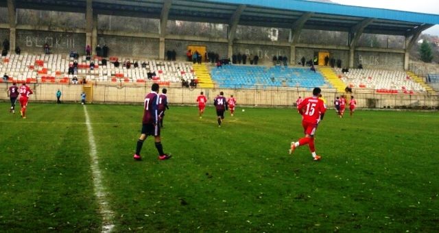 Sileks vs. Rabotnichki; photo: FK Rabotnichki